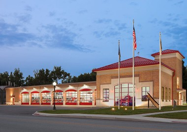 New Minquas Fire Station Design Receives Honorable Mention in Firehouse Magazine