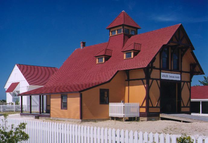 Indian River Lifesaving Station