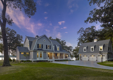 """Chesapeake Bay Beauty"" Receives Top Honor at Delaware Today Home Design Awards"
