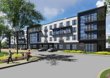 Woodbine Avenue Apartments