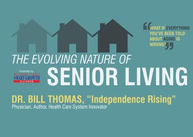 """Event: DVSGA Fall Event – """"The Evolving Nature of Senior Living"""""""
