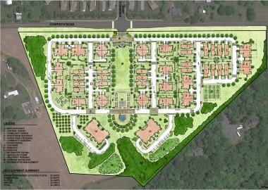 Derstine Property - Sketch Plan 180408