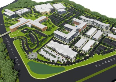 More details revealed about $350M project on AstraZeneca property off U.S. 202