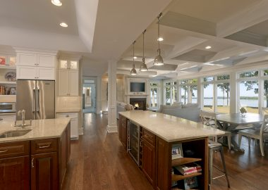 Tidewater Casual: A custom home on Maryland's Bohemia River complements its Chesapeake locale