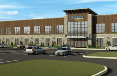 Beebe to anchor medical pavillion in Milton