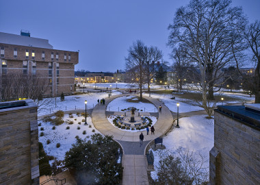 West Chester University Quad Redesign