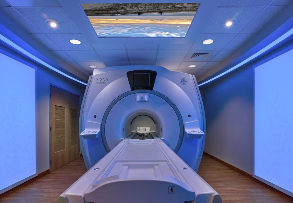 Christiana Hospital 3T MRI