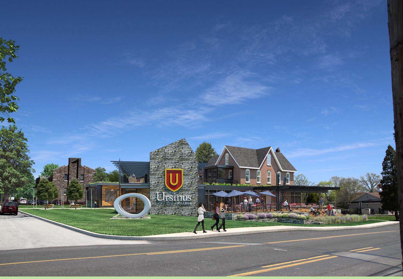 The Commons at Ursinus College