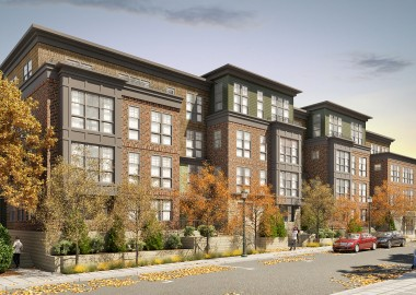 New four-story apartment building planned for downtown Narberth