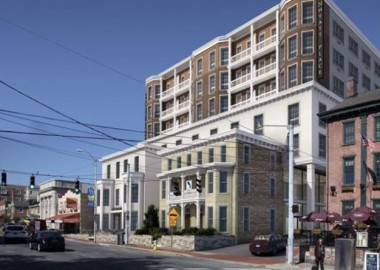 Newark City Council Approves Seven Story Hotel On Main Street