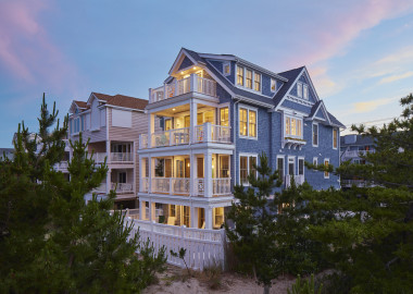 Ocean of Dreams, built by Marnie Custom Homes