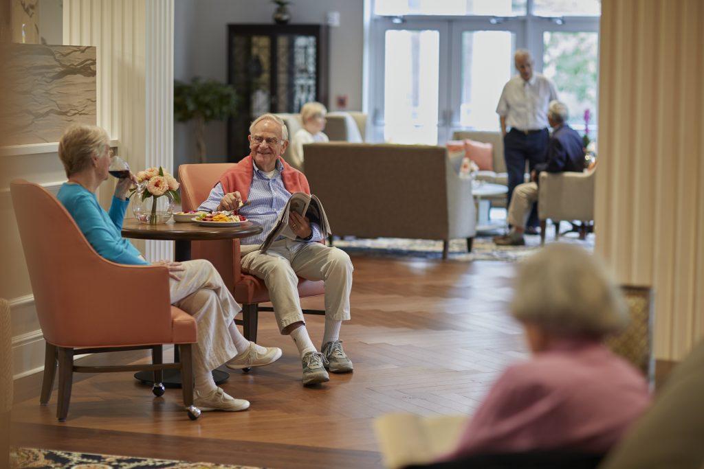 Designing Safer Spaces for Senior Living Communities