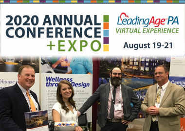 Bernardon to Exhibit at Virtual LeadingAge PA 2020 Annual Conference & EXPO