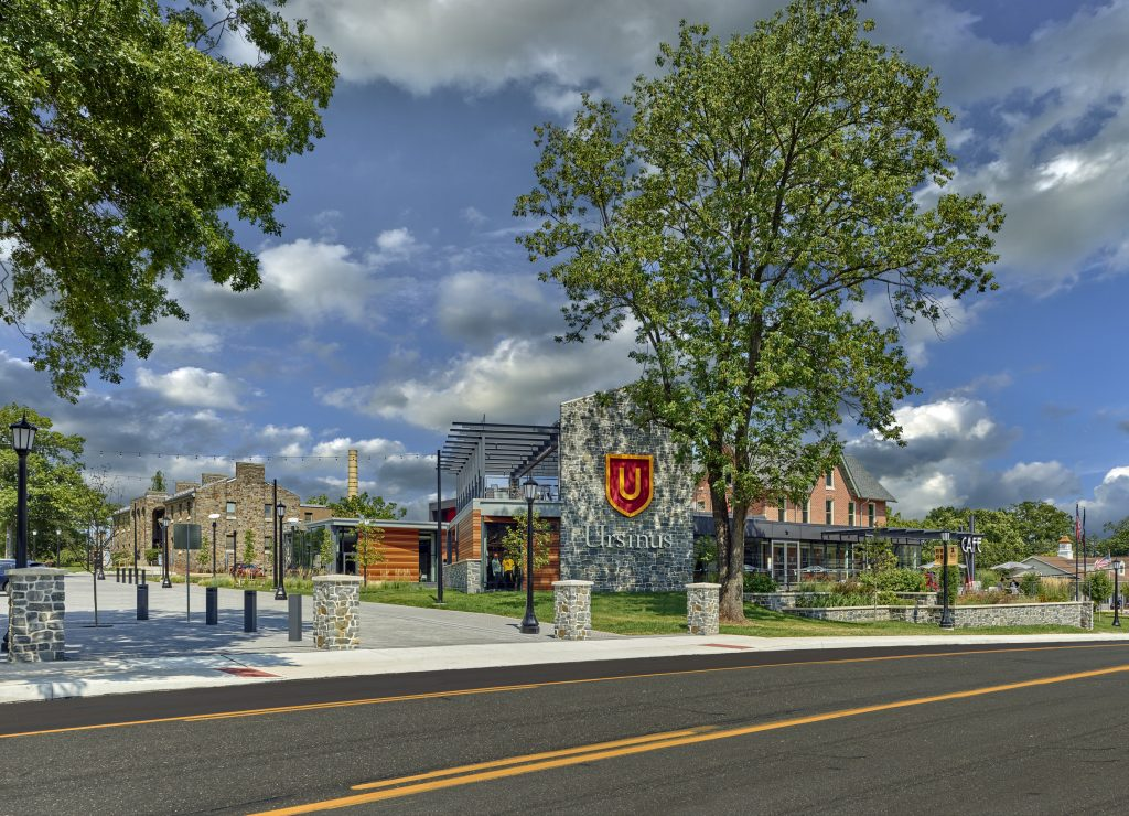 The Commons at Ursinus College