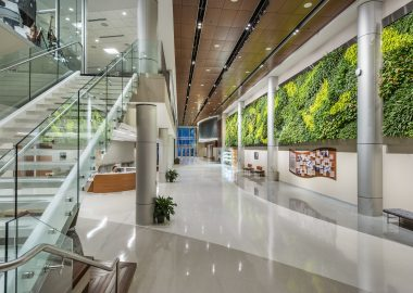 The Tower Atrium Recognized in The Architect's Newspaper 2020 Best of Design Awards