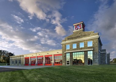 Broomall Fire Company Recognized in 2020 Firehouse Station Design Awards Showcase