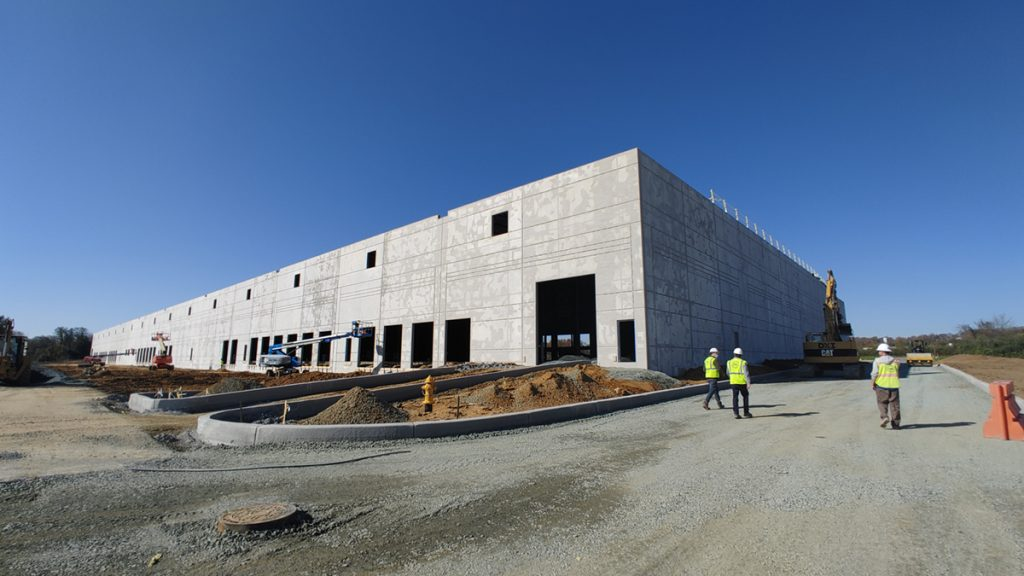 Looking Ahead: Projections and Observations in Industrial Building Design