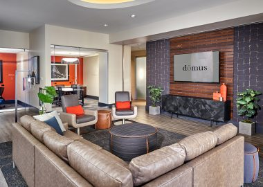 Domus Apartments Amenity Space