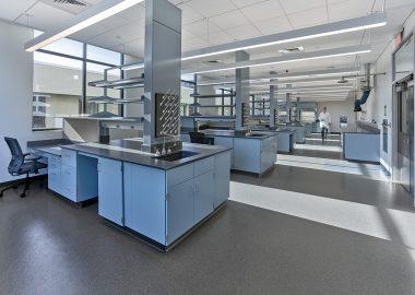 Aqua America Laboratory