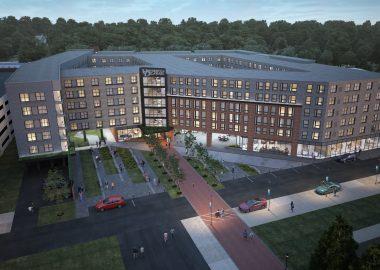 University of Delaware P3 Apartments
