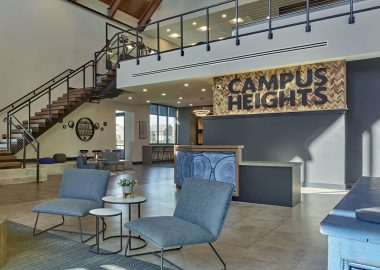Campus Heights Clubhouse